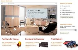 Web Site Design for Interior Design Firms